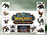 Warcraft TCG loot & MTG Cards