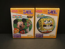 Fisher Price iXL Learning Games Mickey Mouse, SpongeBob