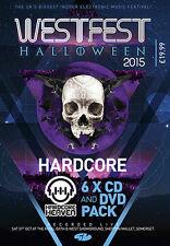 Westfest 2015 – Hardcore  CD Pack  (WF15H)