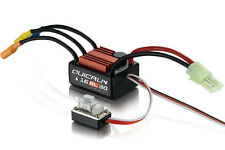 Hobbywing Quicrun Brushless Waterproof ESC 1/16 1/18 30A regolatore
