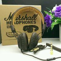 Genuine Marshall Major Headphones Brown Edition. **SALE**UK Seller**