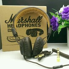 Genuine Marshall Major Headphones Brown Edition. ** UK Seller **
