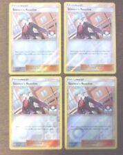 4x Stevens Resolve League Promo Holo Pokemon Celestial Storm 145/168 +Ptcgo