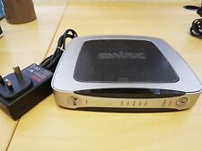 2wire BT Business Hub 025341 Wireless Router BT 2700HGV Gateway Silver