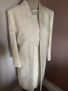 Jaques Vert Mother Of The Bride Size 18 Nwt Stunning Outfit Beautiful Damask