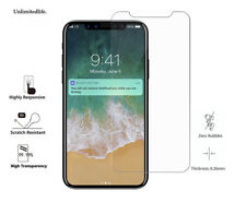 iPhone X Screen Protector, High Quality, Tempered Glass Screen Protector