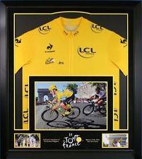 Cycling More Memorabilia Shirts