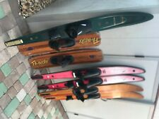 vintage cypress gardens water skis