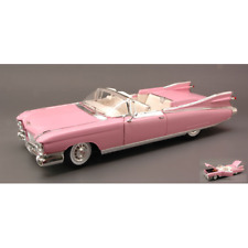CADILLAC ELDORADO BIARRITZ 1959 PINK 1:18 Maisto Auto Stradali Die Cast