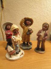 All God'S Children Zack - William - Jacob - Kacie - Martha Holcombe Lot Of 4