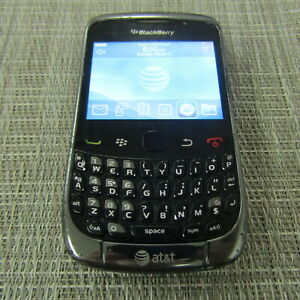 BLACKBERRY CURVE 9300 - (AT&T) CLEAN ESN, WORKS, PLEASE READ!! 38486