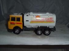 MATCHBOX SUPER KINGS K110 IVECO SHELL TANKER MISSING ITS LADDER SEE PHOTOS