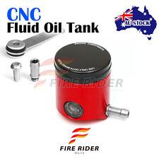 AU Red Fluid Reservoir Front Brake For Suzuki GSXR 750 99-15 10 11 12 13 14