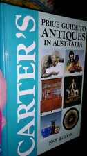 Carter's Price Guide to Antiques in Australia 1995 Edition