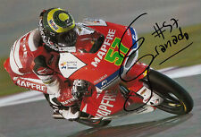 Eric Granado Moto3 Firmado Kalex Ktm Foto 5x7.5 2013 2.