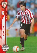 N°011 IRAOLA # ATHLETIC BILBAO CARD PANINI MEGACRACKS LIGA 2007