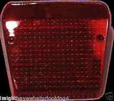 Luz Trasera De Lente de encaja Honda mtx50 mtx80 Mtx 50 Mtx 80