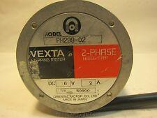 Vexta PH299-02 Stepping Motor 2-phase 1.8 deg/step