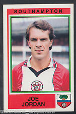 Panini Football 1985 Sticker - No 279 - Southampton - Joe Jordan