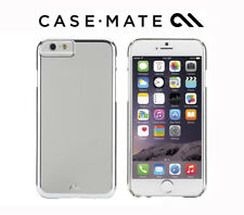 CASE MATE Barely There Schutzhülle Case Hard Cover, Apple iPhone 6/6s, Silber