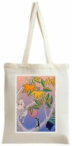 Moomin Poster themed Tote Bag-Cotton Shopping Bag.Birthday gift