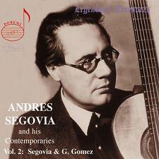 Andrés Segovia, Andres Segovia - His Contemporaries 2 [New CD]