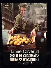 JAMIE OLIVER ~ OLIVER'S TWIST 2 ~ VOLUMES 1 ~ 2 DISC DVD BOX SET ~ 204 MINS