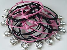 6 hen party bracelets gifts hen do accessories hen night favours Bride *CHOOSE*