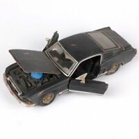 1:24 1967 FORD Mustang GT Do Old Vintage Diecast Model Car Toy Xmas Gifts