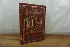 New The Strange Case of Dr.Jekyll and Mr.Hyde and other stories Leather Bound