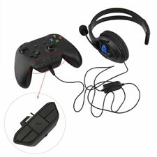 Headset Adapter For Microsoft Xbox One Headphone Controller Stereo Earphone