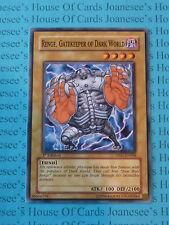 Renge, Gatekeeper of Dark World 5DS1-EN008 Common 3 x Yu-Gi-Oh Card 1st Eng Mint