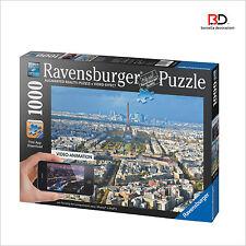 "Puzzle Ravensburger 19302 Augmented Reality "" Veduta Aerea di Parigi "" 1000 pz"
