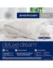 Sheridan Deluxe Dream Quilt/Doona/Duvet- Single|Double|Queen|King|Super King NEW