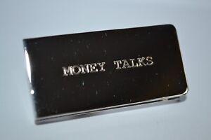 Paul Smith Mainline Money TALKS Mens Money Clip Brand New