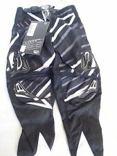 334264 MSR Riding Apparel  M12-13 AXIS Pant BK Size Youth 22