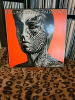Rolling Stones Tattoo you lp, 1981 Pressing, Vg+  / Vg+