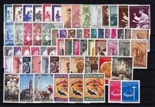 Vatikan Sammlung Jahrgang 1965 - 1983 komplett Jahrgänge postfrisch