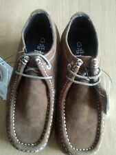 boys m and s shoes size 1 new