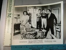 Rare Orig VTG 1957 Alan Freed Bill Haley Don't Knock The Rock Movie Photo Still