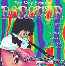 Very Best of Donovan [Sony] by Donovan (CD, Jun-2002, Epic)