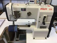 PFAFF 335 Industrial Polsterer Nähmaschine Hüpfertransport, FREIARM & Servo Stop