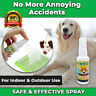NEW SAFE DOG PUPPY TOILET TRAINING SPRAY PET POTTY TRAINING AID CAT PEE PADS