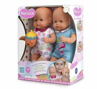 Bambola Nenuco gemelli