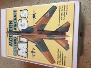 Migs (Modern Fighting Aircraft) by Bill Sweetman Book The Fast Free Shipping