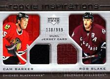 2005-06 Upper Deck Rookie Update #204 Cam Barker, Rob Blake