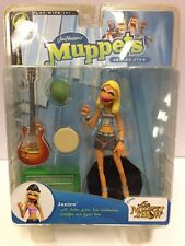 Muppets Series 5 Janice Silver Shirt Variant Figure Palisades 2003