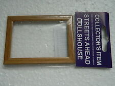 (M3.12) DOLLS HOUSE WOODEN PICTURE FRAME