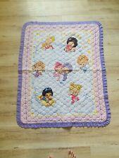 Rare Hugga Bunch Baby Crib Blanket Sheet