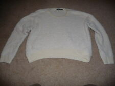 Girls - Golddigga brand - crop top - size 10 - cream must see - lovely